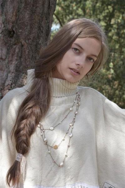 Halskette Adorable Glory rose