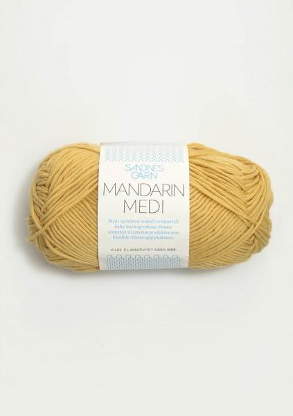 Mandarin Medi Korngelb