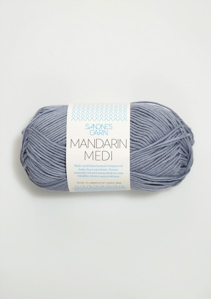 Mandarin Medi Grau