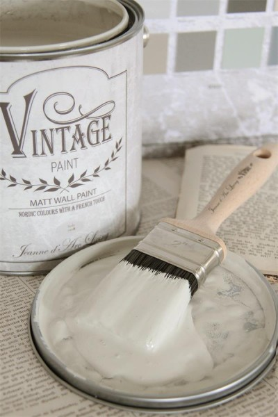 Vintage Paint Wandfarbe Soft Sand