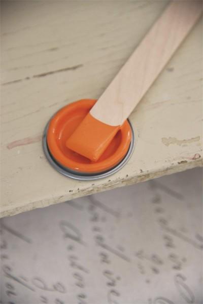 Vintage Paint Bright Orange 100 ml