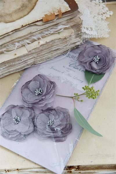 Stoffblumen (2)