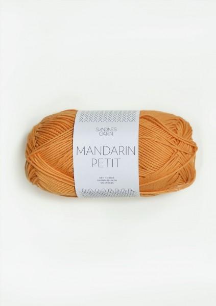 Mandarin Petit Varm Gul