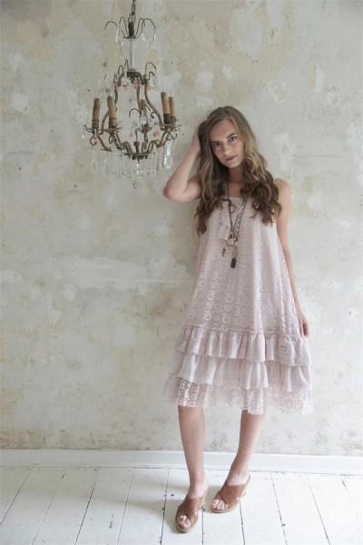 Kleid Natural Charming Gr. XXL