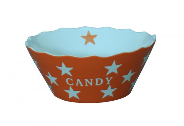 "Happy Stars ""Candy"" orange"