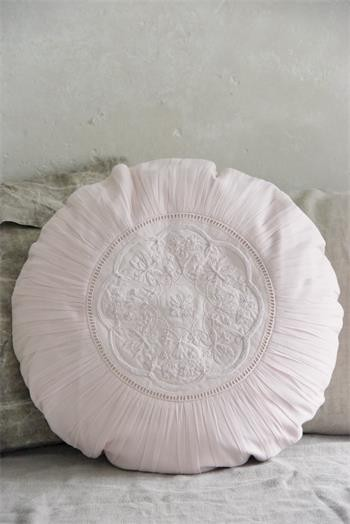 Kissenhülle Heavenly Pink