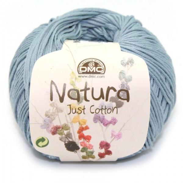 "Natura Just Cotton ""azur"""