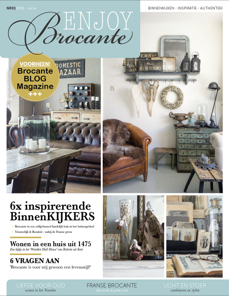 Brocante Blog / Enjoy Brocante 01/20019