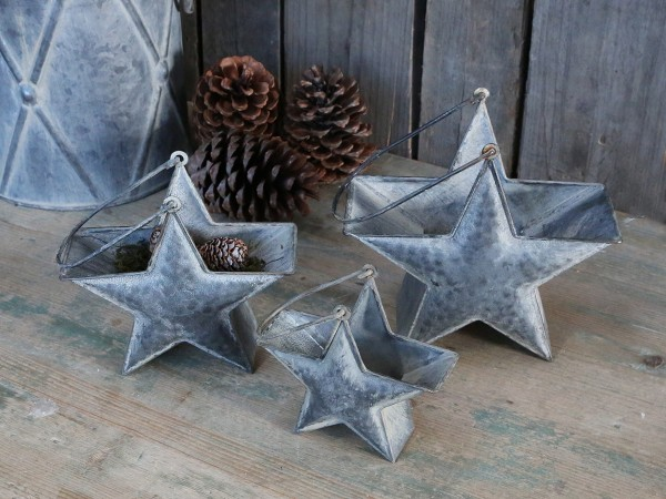 Sternenkörbe mit Griff (3)