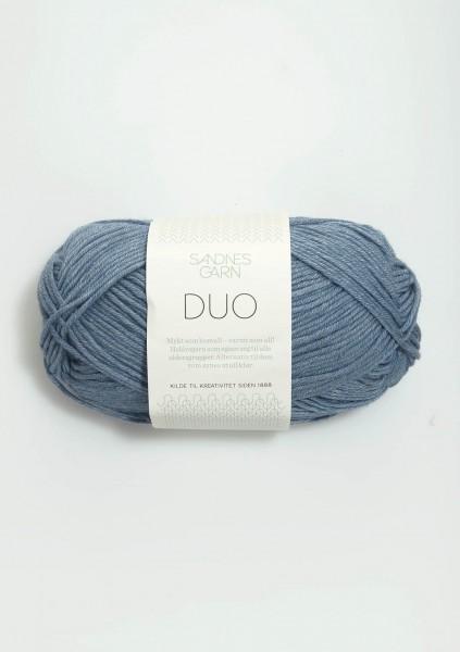 Duo Jeansblau