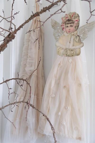Wunderschönes Christmas Girl