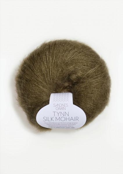 Tynn Silk Mohair Kapers