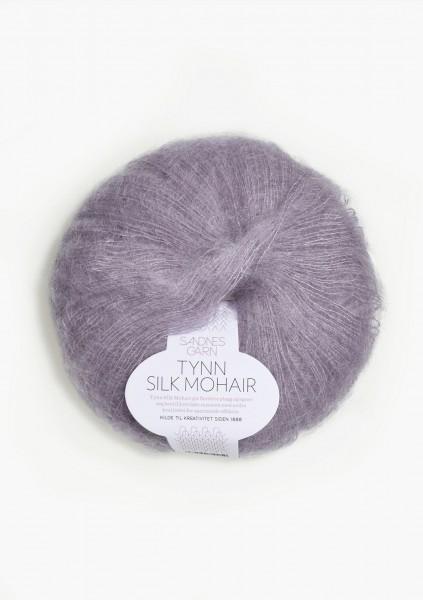 Tynn Silk Mohair Stovet Syrin