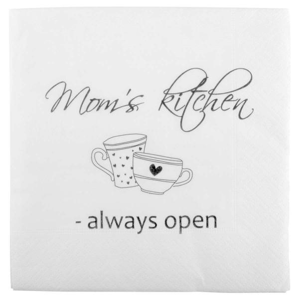 Serviette Mom's Kitchen