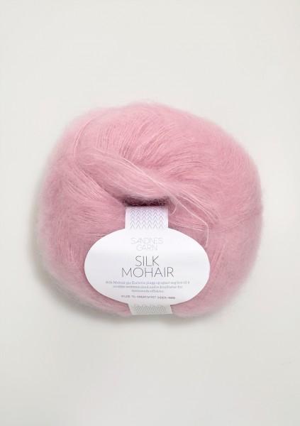 Silk Mohair Rosa