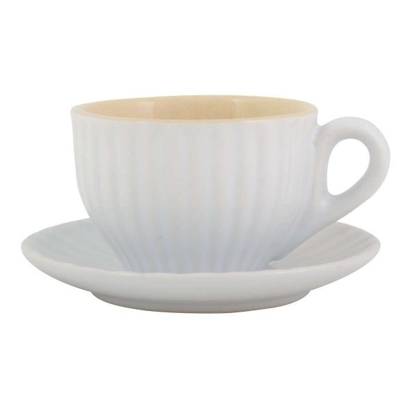 Espresso Tasse Mynte Pure White