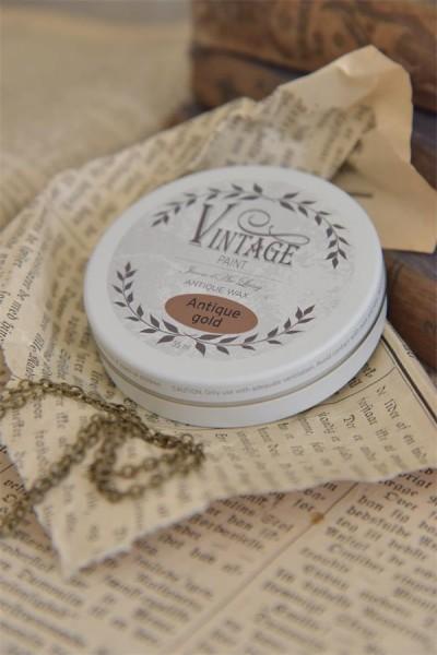 """Vintage Antique Wax """"Bronze"""" 35 Gramm"""
