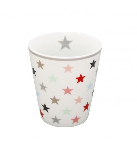 "Happy Mug ""Multi star"""