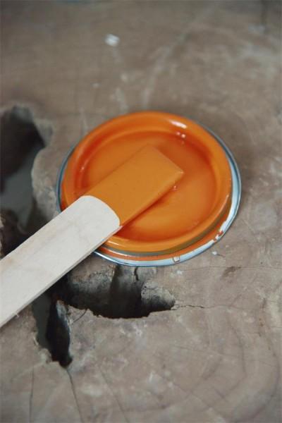 Vintage Paint Rusty Orange 700 ml