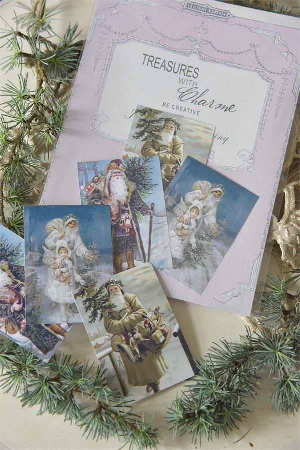 Nostalgische Weihnachtsbilder.Nostalgische Weihnachtsbilder 6