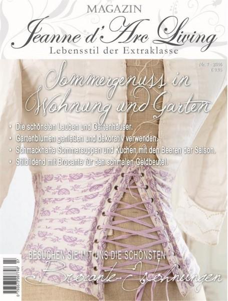 Jeanne d'Arc Living Magazin 07/2016