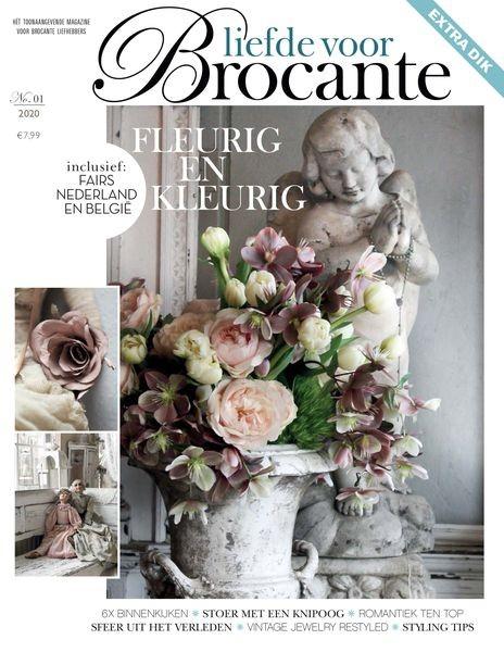 Liefde voor Brocante Magazin ABO 01/2020 - 04/2020