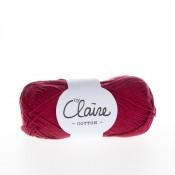 byClaire Nr. 1 Cotton bordeaux neu