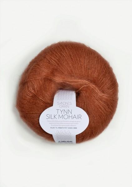 Tynn Silk Mohair Gresskar