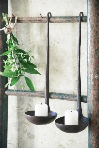 Iron Spoon Antique