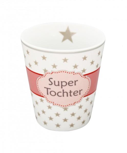 """Happy Mug """"Super Tochter"""""""
