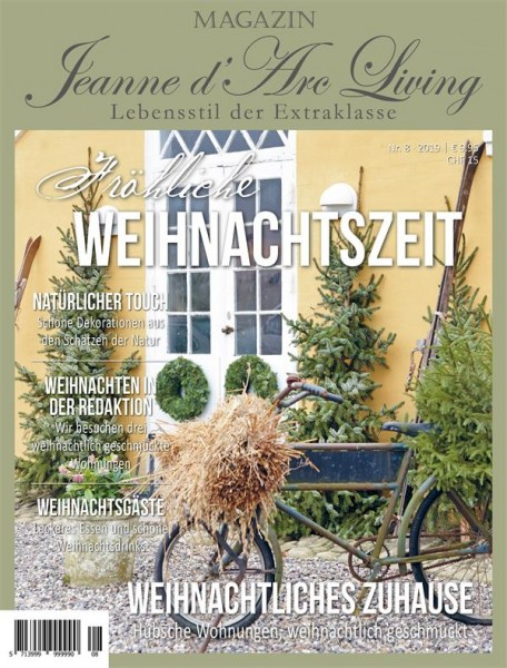 Jeanne d'Arc Living Magazin 08/2019