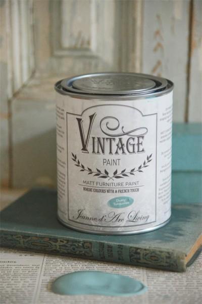 Vintage Paint Dusty Turquiose 700 ml