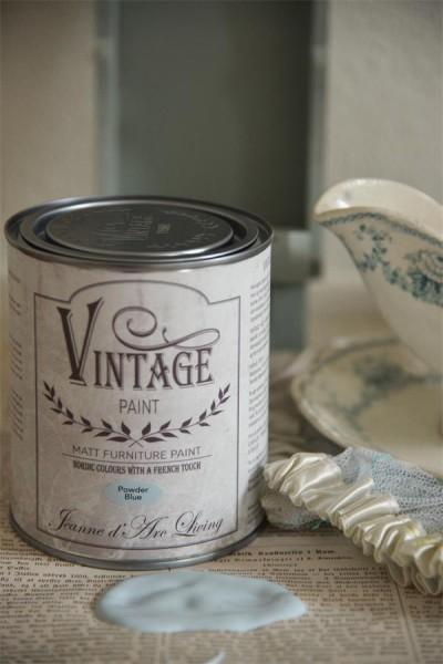 Vintage Paint Powder Blue 700 ml