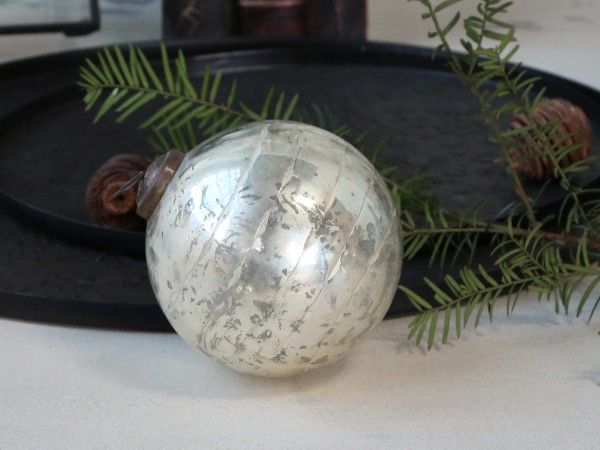 Vintage Weihnachtskugel