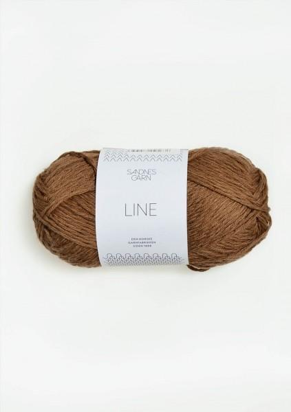 Line Gyllen Brun