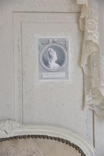 Dekoration für Möbel usw. Marie Antoinette
