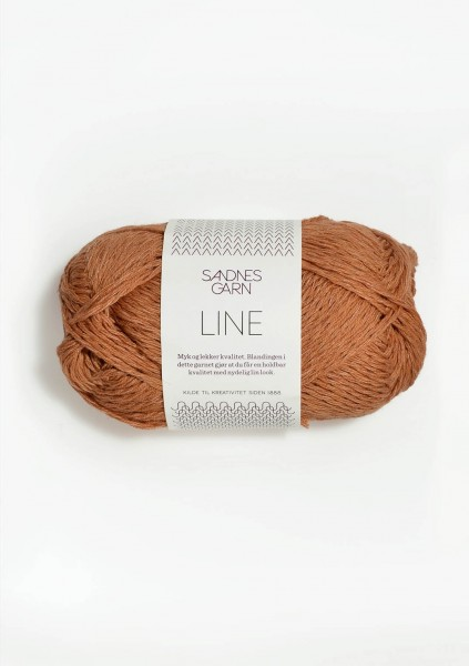 Line Brent Sand