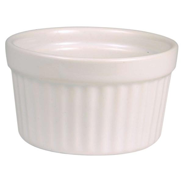 Auflaufform pure white