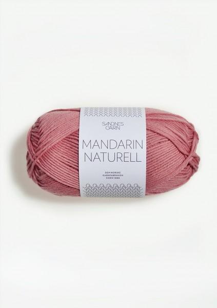 Mandarin Naturell Rosa