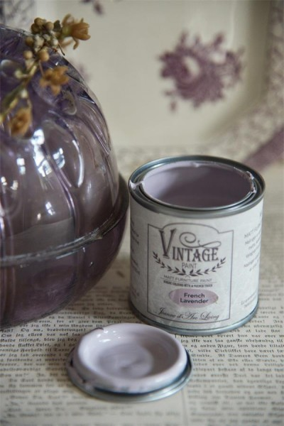 Vintage Paint French Lavender 100 ml