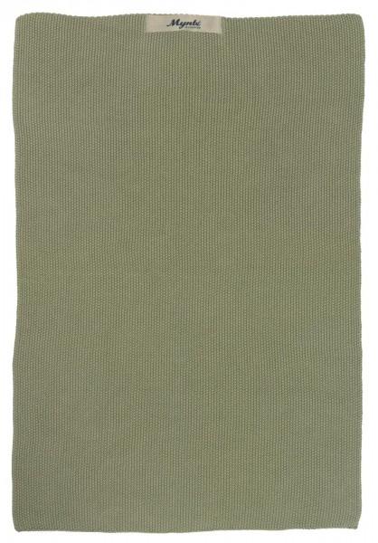 Handtuch Vintage Grün