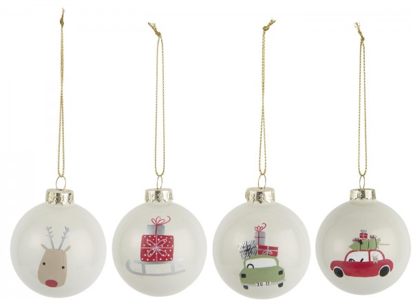 Weihnachtskugeln Weihnachtsmotive (4)