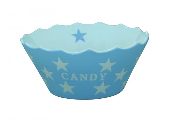 "Happy Stars ""Candy"" hellblau"