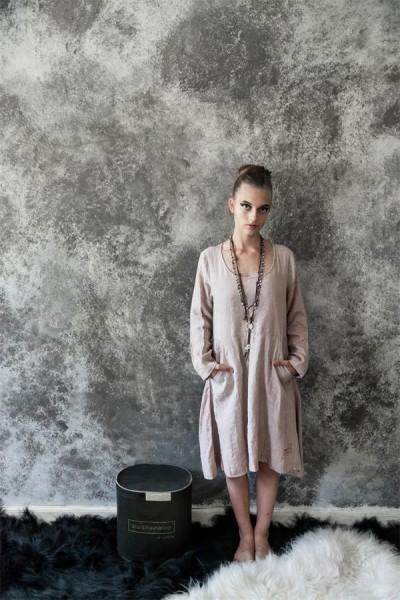 Kleid Natural Romantic Gr. XL - XXL