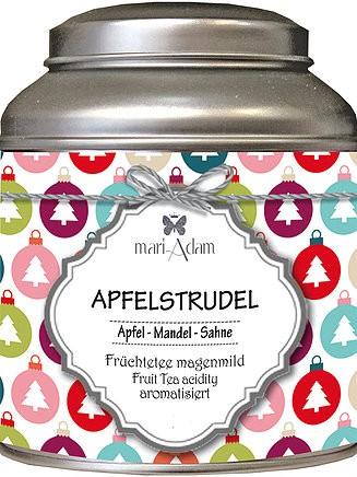 Früchtetee säurearm Apfelstrudel Apfel-Mandel-Sahne