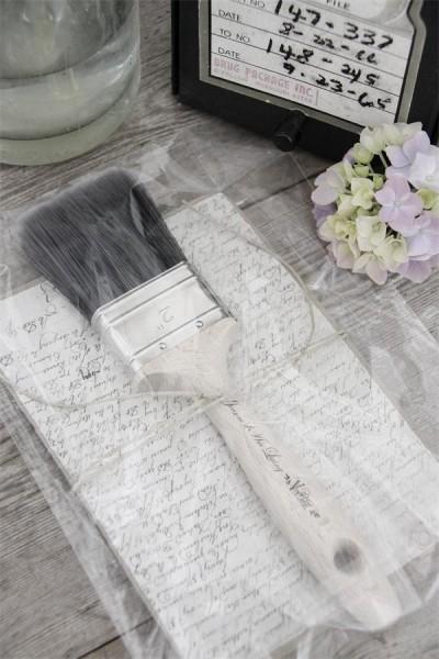 Vintage Paint Flachpinsel