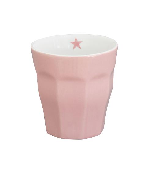 "Brightest Star Latte Mug ""pink"""