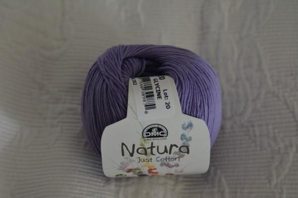 """Natura Just Cotton """"glicine"""""""