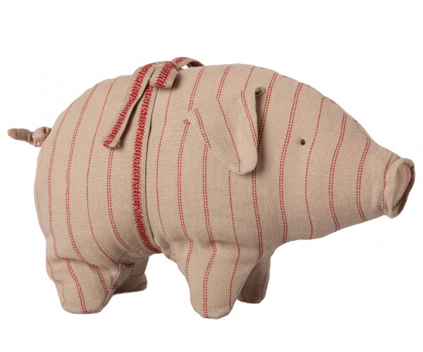 Pig with STRIPES SMALL