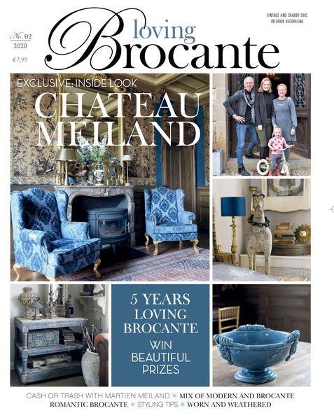 ABO Loving Brocante Magazin 02/2020 - 01/2021